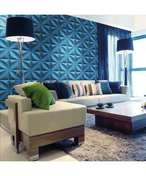 3D PVC Wall Panel 1 Box 32.29 Sq.Ft